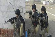 Взвода морской пехоты отработали вопросы  ведения боя в городских условиях