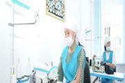 Сказано - сделано: в Алматинской области открыт швейных цех  для многодетных матерей