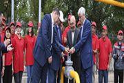 Природный газ пришел в Уйгурский район
