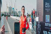 Легкоатлет из Сарканского района стал 5-кратным чемпионом Азии