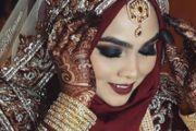 Прекрасные восточные невесты. В хиджабах