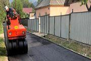 В рамках «Дорожной карты занятости» в Коксуском районе  отремонтируют 58 улиц