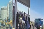 Беспорядки в Тенгизе: 30 рабочим была оказана медпомощь