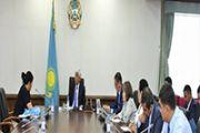 Аким Алматинской области провел личный прием граждан