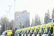 В Алматинской области санитарный автотранспорт обновили  на 80%