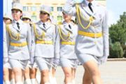 100 автомобилей для полицейских в профессиональный праздник вручили в Алматинской области