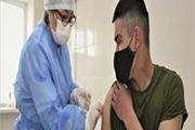 В региональном командовании «Запад» личный состав прошел вакцинацию