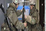 Воинские части регионального командования «Запад»  были подняты по внезапной тревоге