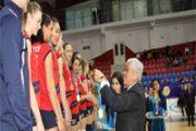 Команда «Жетысу-1» стала победителем Чемпионата РК по волейболу в старшей возрастной группе