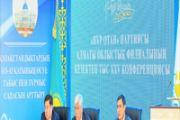 В Алматинской области разрабатывается  Социальная дорожная карта в поддержку многодетных и малообеспеченных семей