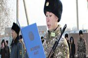 В День Первого Президента молодое пополнение регионального командования Запад приведено к военной присяге