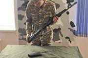 В Атырау прошли военно-спортивные соревнования «Айбын-2021»