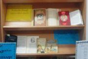 Книжная выставка-гид «Литературные Юбилеи»