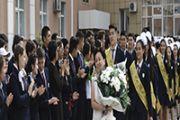 В Алматинской области последний звонок прозвенел  для более 14 тысяч выпускников