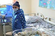 Алматинской многопрофильной клинической больнице открылось отделение патологии новорожденных и выхаживания недоношенных детей