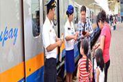 Казахстанцев просят быть бдительными при покупке билета на поезд