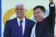В Алматинской области журналистам вручены ключи от квартир