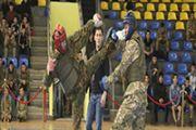 В регинальном командований «ЗАПАД» прошел открытый чемпионат по армейскому рукопашному бою