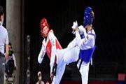 Жансель Дениз стартовала с победы на олимпиаде в Токио