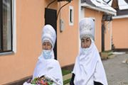 В Нарынколе сдано более 40 домов, запущен ряд важных объектов