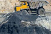 На месторождении Ойкарагай в Райымбекском районе  добыто 35 тысяч тонн угля