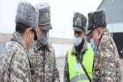 Министр обороны проверил ход призыва в Атырауской области