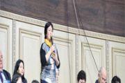 Порядка 60 вопросов поступило от жителей региона  в ходе отчетной встречи акима Алматинской области  Амандыка Баталова с населением