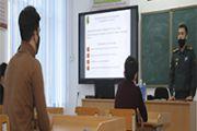Военного колледжа приглашают  Атырауских  юношей в записаться  в ряды кадетов