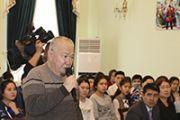 Заседание актива областной ассамблеи в поддержку инициатив Президента